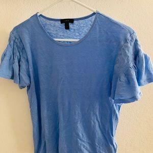 J Crew Shirt Size Large